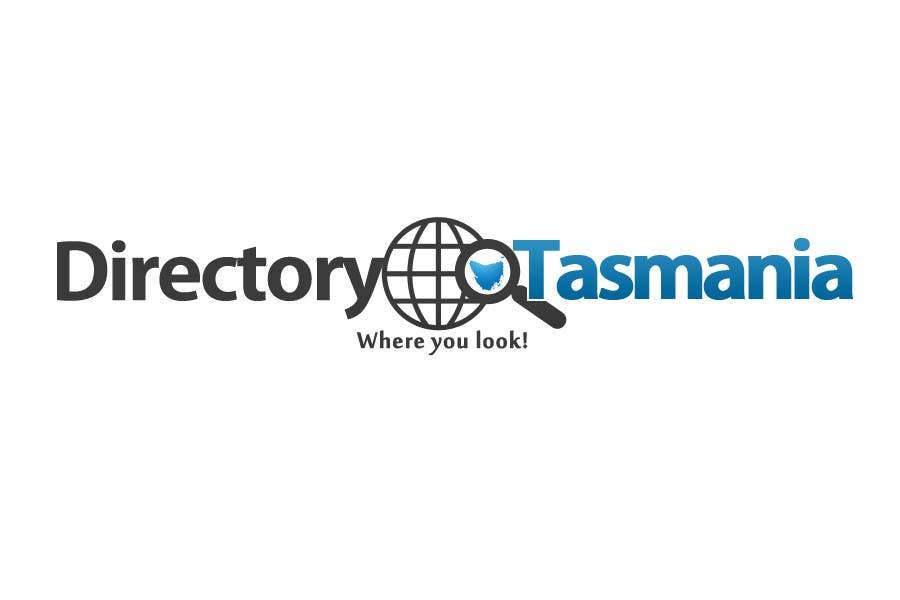 Inscrição nº                                         577                                      do Concurso para                                         Logo Design for Directory Tasmania