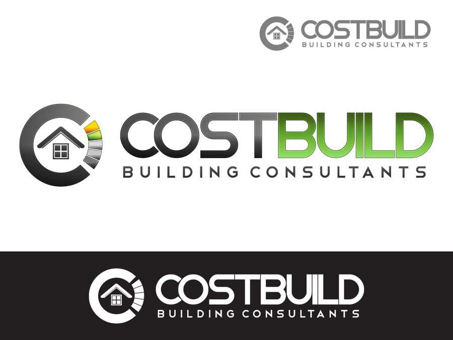 Kilpailutyö #84 kilpailussa Logo Design for CostBuild