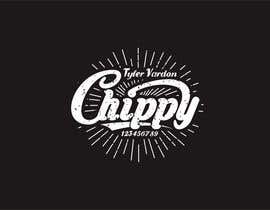 #235 for Design a Vintage Badge Style Logo for Chippy by Amalbasti