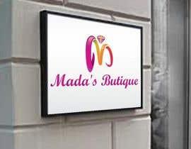 #37 for Logo Design - Mada's Butique by VirtualAdeptz17