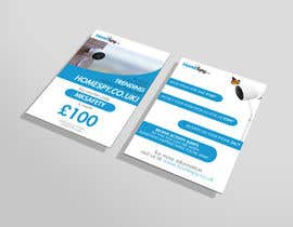 #2 for Design a two side A5 Flyer for home security installation company by SaladSauce