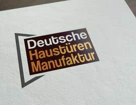 "#45 for Design a Logo for my company ""DEUTSCHE HAUSTÜRENMANUFAKTUR"" by imagencreativajp"