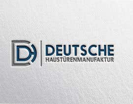 "#41 for Design a Logo for my company ""DEUTSCHE HAUSTÜRENMANUFAKTUR"" by eddesignswork"
