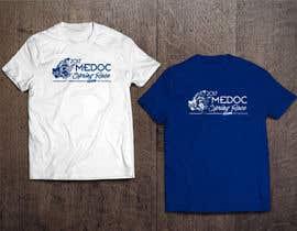 #4 for Medoc Race T-Shirt - Tweak Existing Logo by DBM86