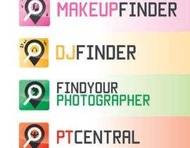 #44 for Design a logo for 4 websites by Mouneem