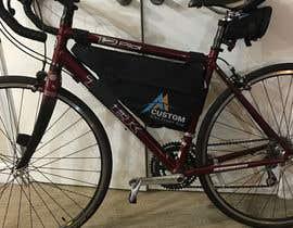 #35 for Design a Logo for an Innovative Custom Bike Frame Bag Company by Tahmim