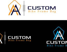 #42 for Design a Logo for an Innovative Custom Bike Frame Bag Company by Tahmim