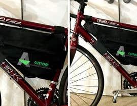 #23 for Design a Logo for an Innovative Custom Bike Frame Bag Company by HoraseSaad