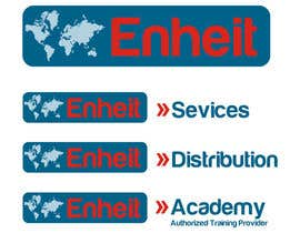 #48 для Logo Design for Enheit от santarellid