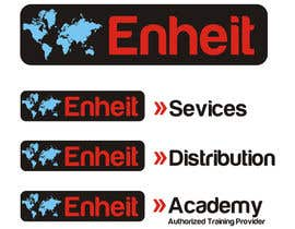 #49 для Logo Design for Enheit от santarellid