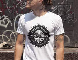 #31 for Design a T-Shirt Logo for a Bar/Restaurant by stuartcorlett
