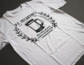 #33 for Design a T-Shirt Logo for a Bar/Restaurant by umaire4