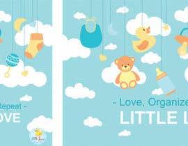 #9 for Graphic Design: Baby Theme Background by feliperamonadm