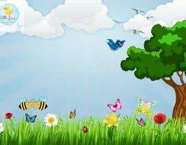 #32 for Graphic Design: Baby Theme Background by khairulnajmi