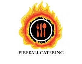 #4 for Fireball Catering Logo by Codeville