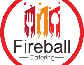 #8 for Fireball Catering Logo by yunitasarike1