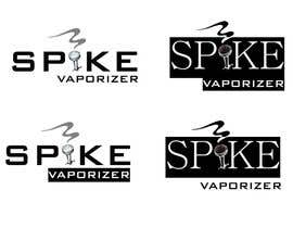 #198 para Logo Design for Spike Vaporizer por irfanmg