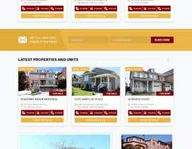 #18 for Design a Website Mockup by bddesign9