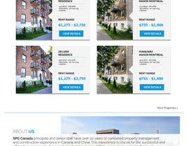 #5 for Design a Website Mockup by visualdesignweb