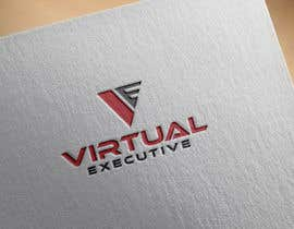 #141 for Design a Logo - Virtual Executive by AshishMomin786