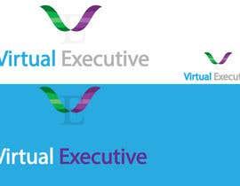 #109 for Design a Logo - Virtual Executive by simohamedabkari