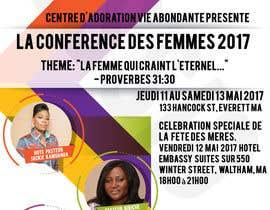 nº 3 pour Conference des Femmes 2017 par SamiEssid