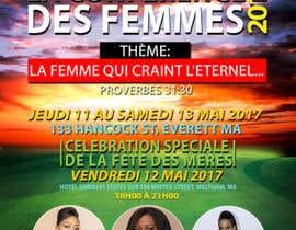 nº 6 pour Conference des Femmes 2017 par saadallahzenfouh