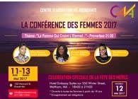 Proposition n° 7 du concours Flyer Design pour Conference des Femmes 2017