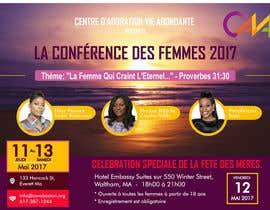 nº 7 pour Conference des Femmes 2017 par BettyCH
