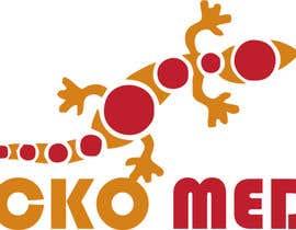 #18 for logo design - gecko shaped. geckotv by feliperamonadm
