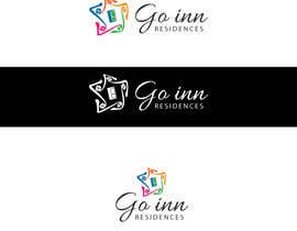 #34 for Design a Logo for GO INN RESIDENCES by wastrah