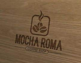 #75 for #2 Logo Design for Coffee Branding Concept: Mocha Roma or MochaRoma by engrmykel