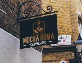 #77 for #2 Logo Design for Coffee Branding Concept: Mocha Roma or MochaRoma by engrmykel