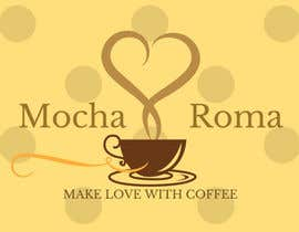 #1 for #2 Logo Design for Coffee Branding Concept: Mocha Roma or MochaRoma by zerefalone96