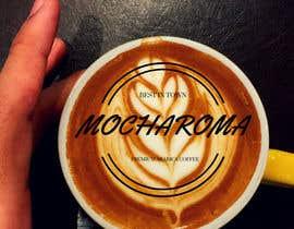 #20 for #2 Logo Design for Coffee Branding Concept: Mocha Roma or MochaRoma by HaiqalHaziq1212