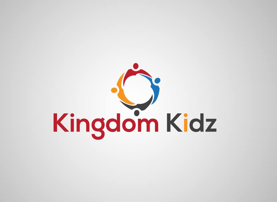Contest Entry #17 for I need a logo for my church children's group called: Kingdom Kidz.