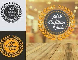 #2 for Ask Captain Jack logo by TrezaCh2010
