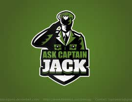 #90 for Ask Captain Jack logo by MimozaDiana