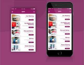 #4 for Design One App Screen by deditrihermanto