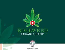 #74 for logo for new hemp/cbd compagny in switzerland : by GeorgeOrf
