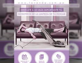 #46 for Create a flyer design for Lavanda by rafaislam