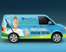 #66 for Vehicle Wrap for 2005 Ford E-150 Van by freerix