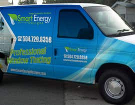 #59 for Vehicle Wrap for 2005 Ford E-150 Van by esatheboss