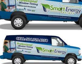 #65 for Vehicle Wrap for 2005 Ford E-150 Van by ravi05july