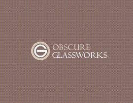 #19 for OBSURE GLASSWORKS LOGO by tahakirza