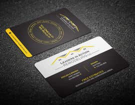 #106 for Design some Business Cards by Muazign3r