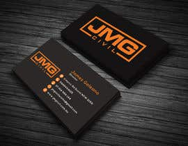 #75 for Business card design by Based24