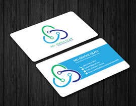 #18 for Simple and creative Business Card by patitbiswas