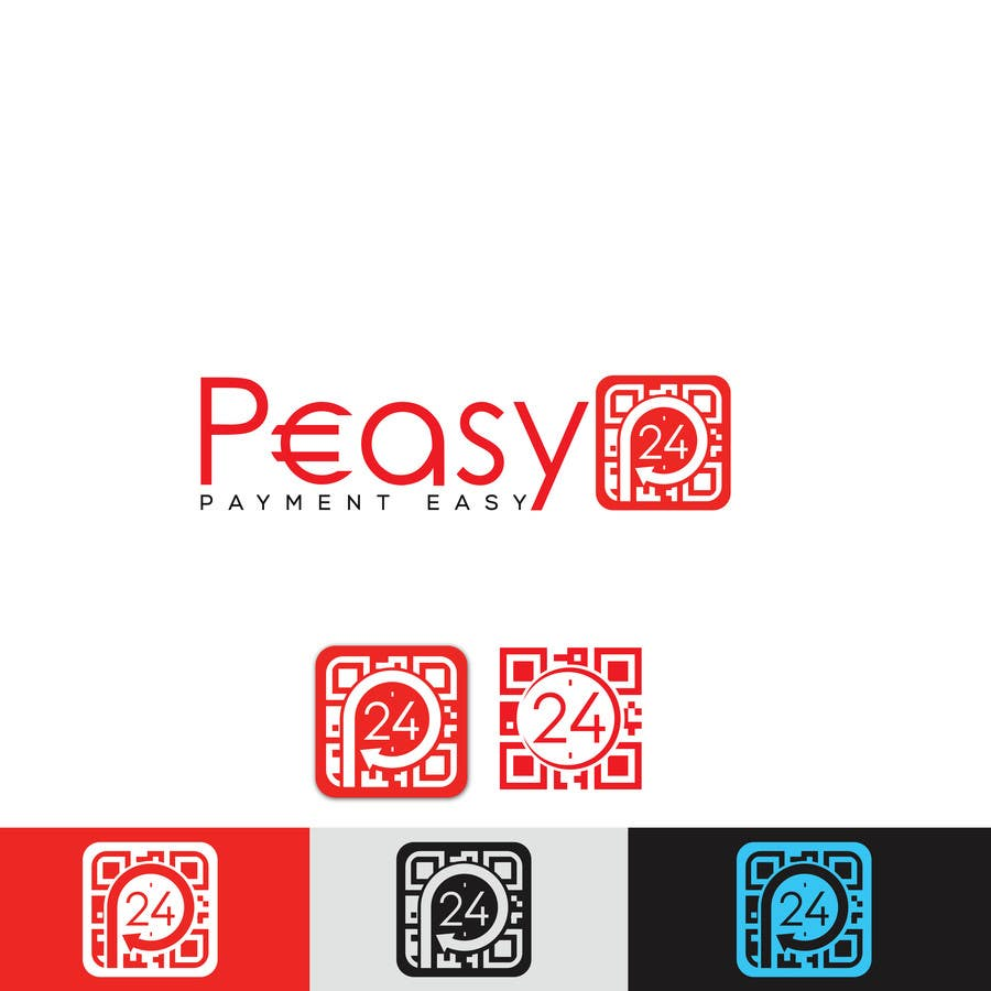 Contest Entry #276 for Peasy24 Logo