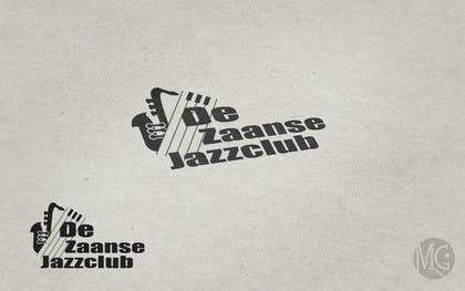#7 for De Zaanse Jazzclub by vovaart